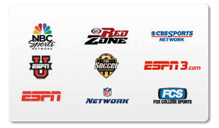 Cox Sports Television Logos