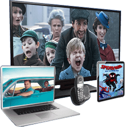 Bundle TV, Internet and Phone with Cox